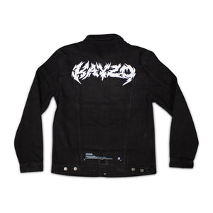 Unleashed Tour Denim Jacket / Black