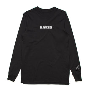 Kayzo Embroidered Long Sleeve