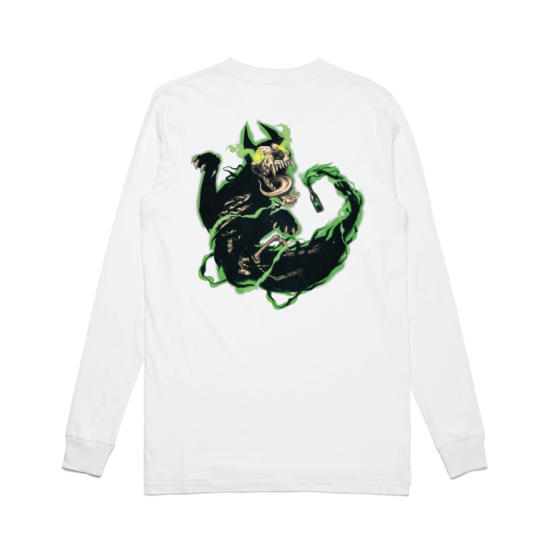 Ghost Long Sleeve