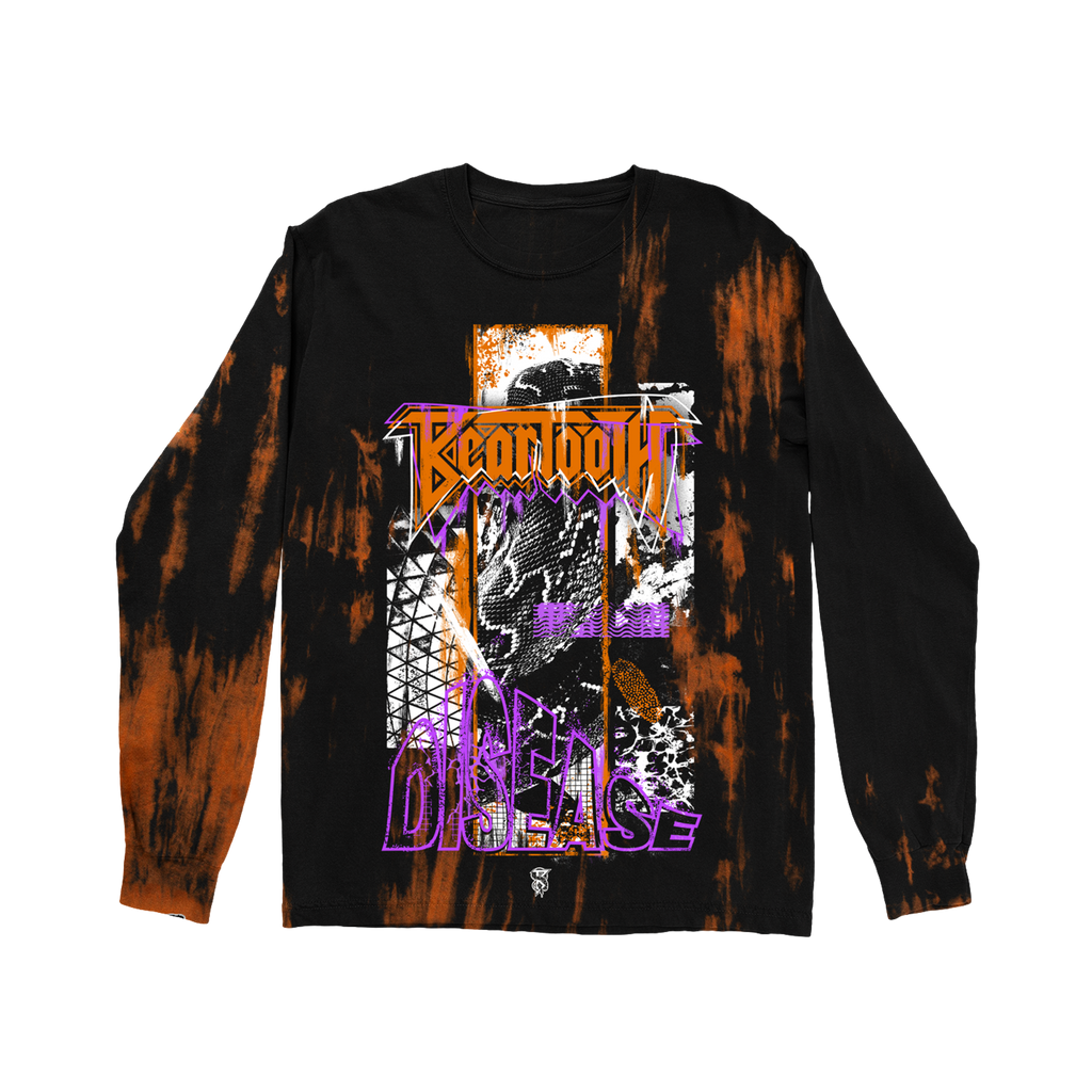 Beartooth - Trippy Dye Long Sleeve