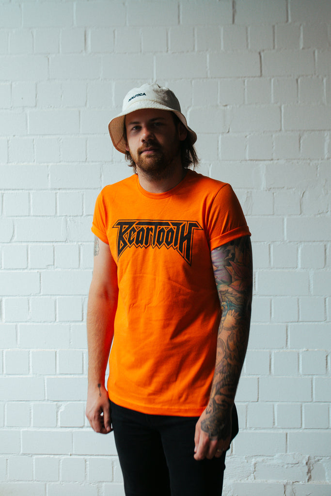 Beartooth - Logo T-Shirt (Orange)
