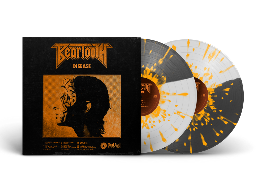 Beartooth - Disease Deluxe Vinyl