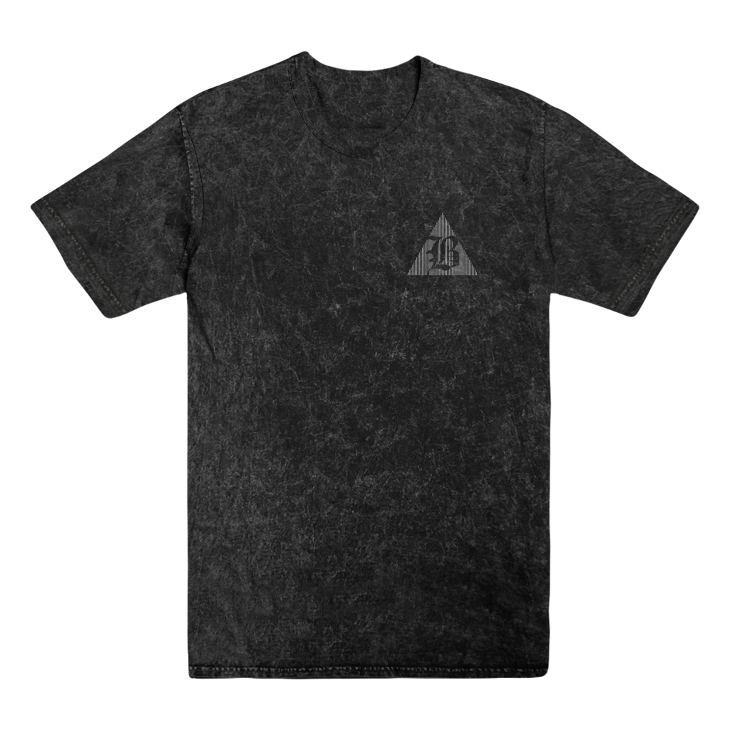Triangle Tee (Acid Wash)