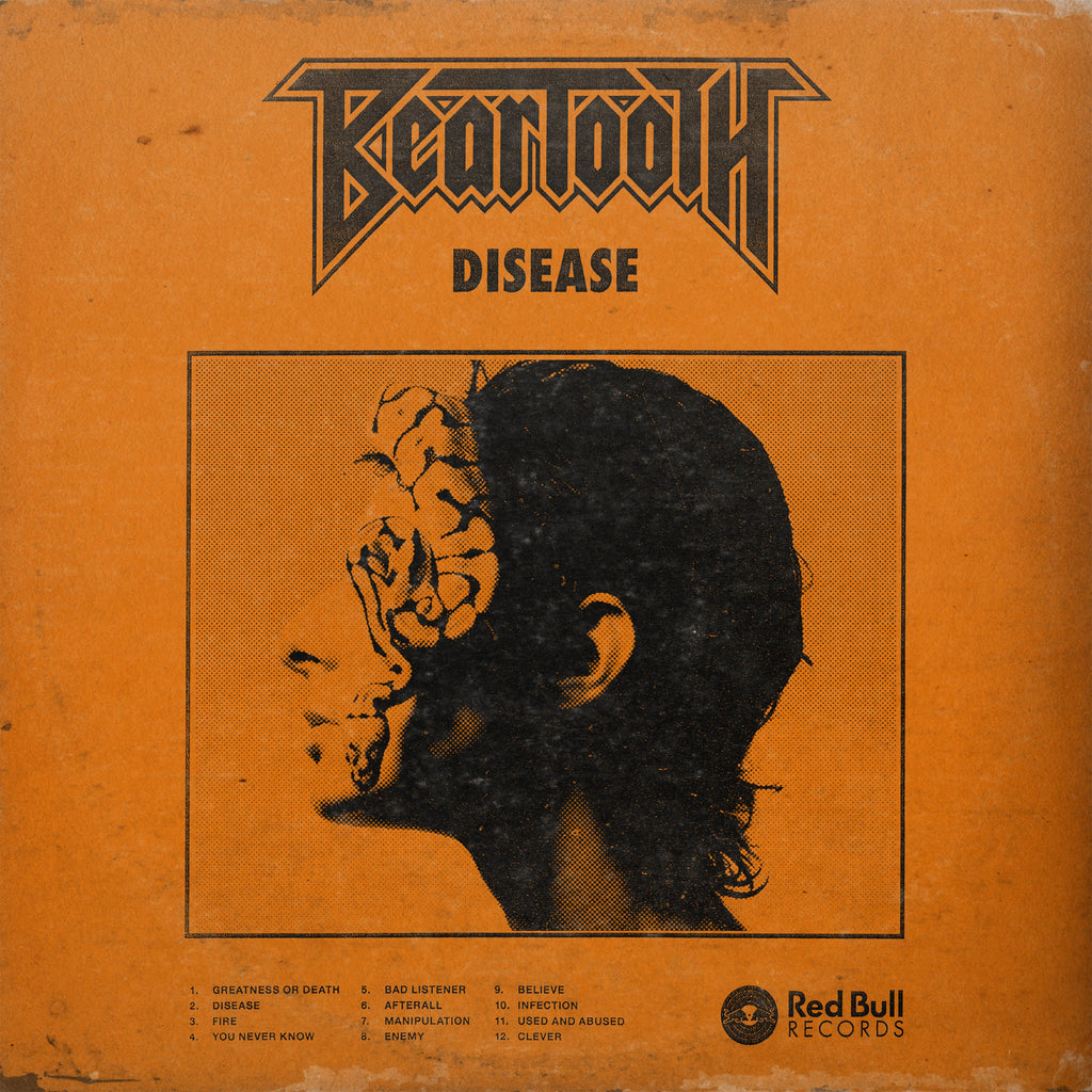 Beartooth - Disease CD
