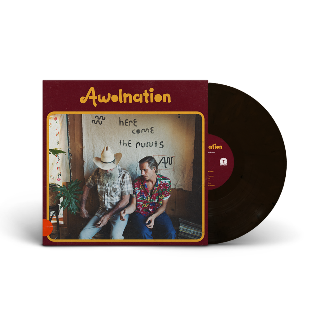 AWOLNATION Here Come The Runts - Vinyl LP