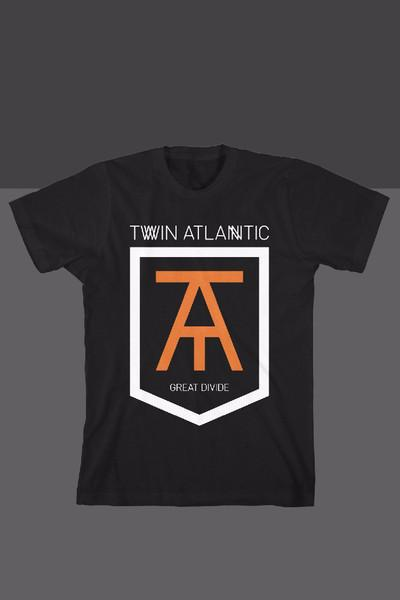 Twin Atlantic - Logo T-Shirt