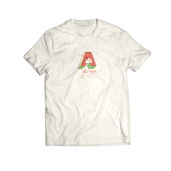The Aces - Hand Drawn Logo Tee