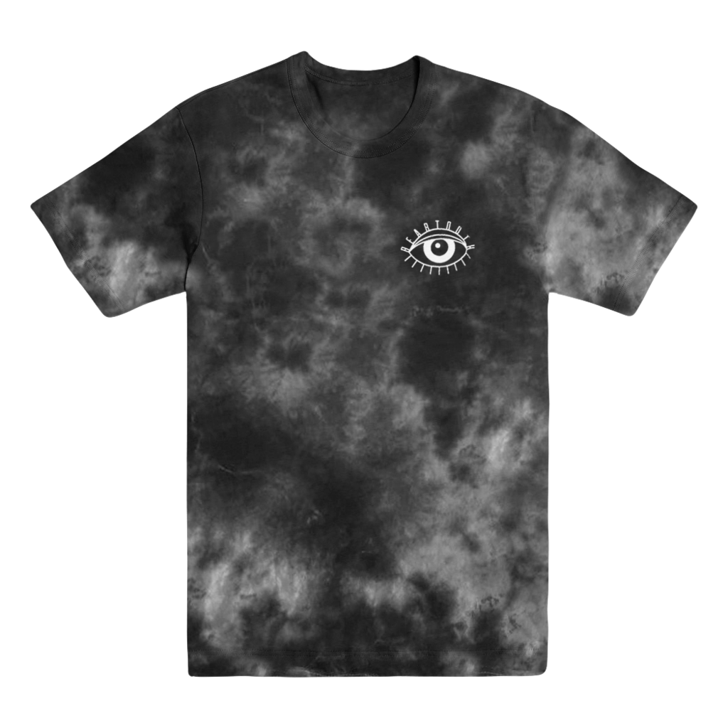 Floral Eye Dyed Tee