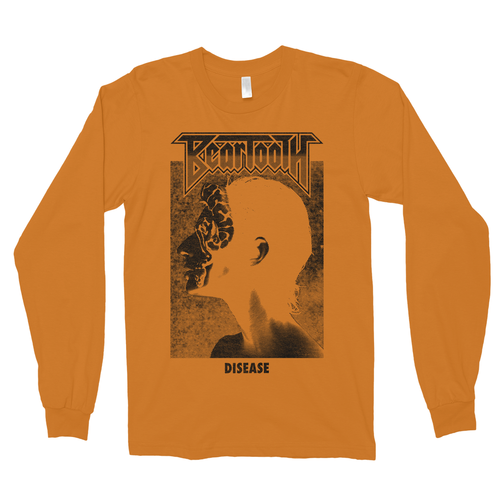 Beartooth - Disease Long Sleeve (Orange)
