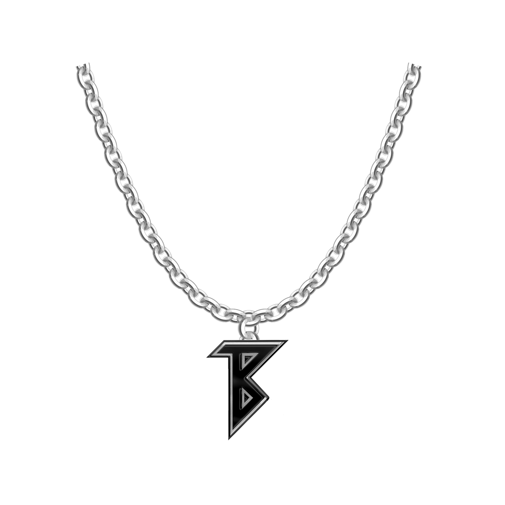 Beartooth - B Chain Necklace