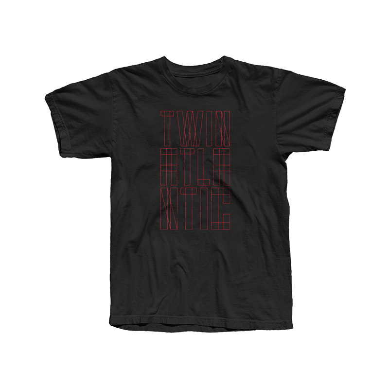 Twin Atlantic - GLA T-Shirt