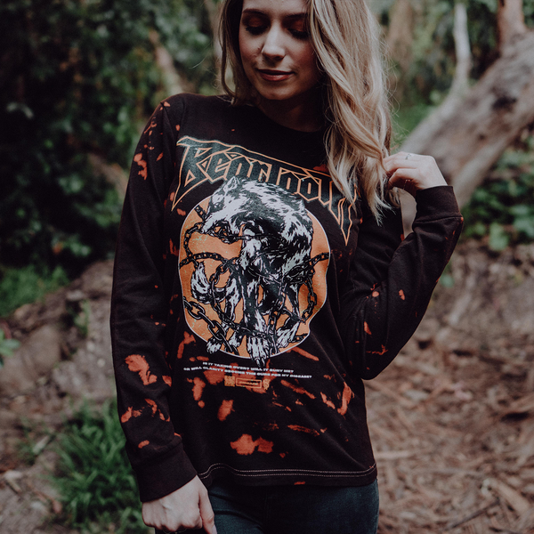 Beartooth - Wolf Dye Long Sleeve