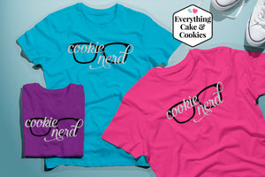 """Cookie Nerd"" T-Shirt"