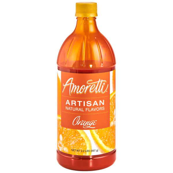 Orange Artisan Natural Flavor