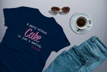 Julia Child cake T-shirt