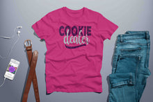 Pink Cookie Dealer shirt on sale at Everything Cake & Cookies