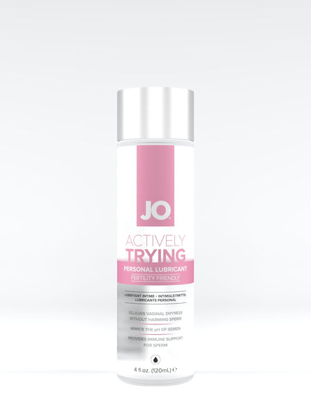 JO Actively Trying Lubricant  System JO- Vixen Erotic Boutique
