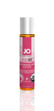 JO Organic Naturalove Strawberry Fields Lubricant  System JO- Vixen Erotic Boutique