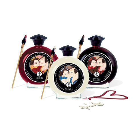 Body Painting Kit  Shunga- Vixen Erotic Boutique