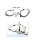 Fetish Fantasy Metal Handcuffs  Pipedream- Vixen Erotic Boutique