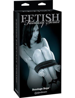 Fetish Fantasy Bondage Rope  Pipedream- Vixen Erotic Boutique