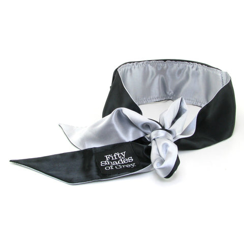 All Mine Deluxe Blackout Blindfold  Fifty Shades- Vixen Erotic Boutique