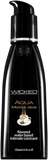 Wicked AQUA Mocha Java Lubricant  Wicked- Vixen Erotic Boutique