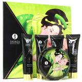 Geisha's Secret Kit Organic Exotic Green Tea  Shunga- Vixen Erotic Boutique