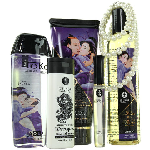 Carnal Pleasures Ultimate Collection  Shunga- Vixen Erotic Boutique
