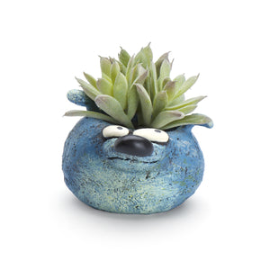 Blobhouse® Planter 'Blue Bear'