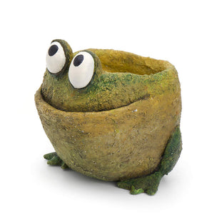 Blobhouse® 'Fred' the Frog Planter