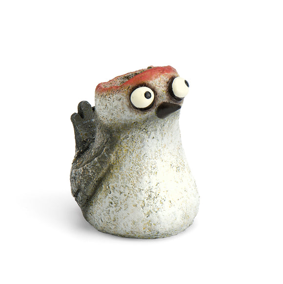 Blobhouse® 'Wilson' the Woodpecker Planter