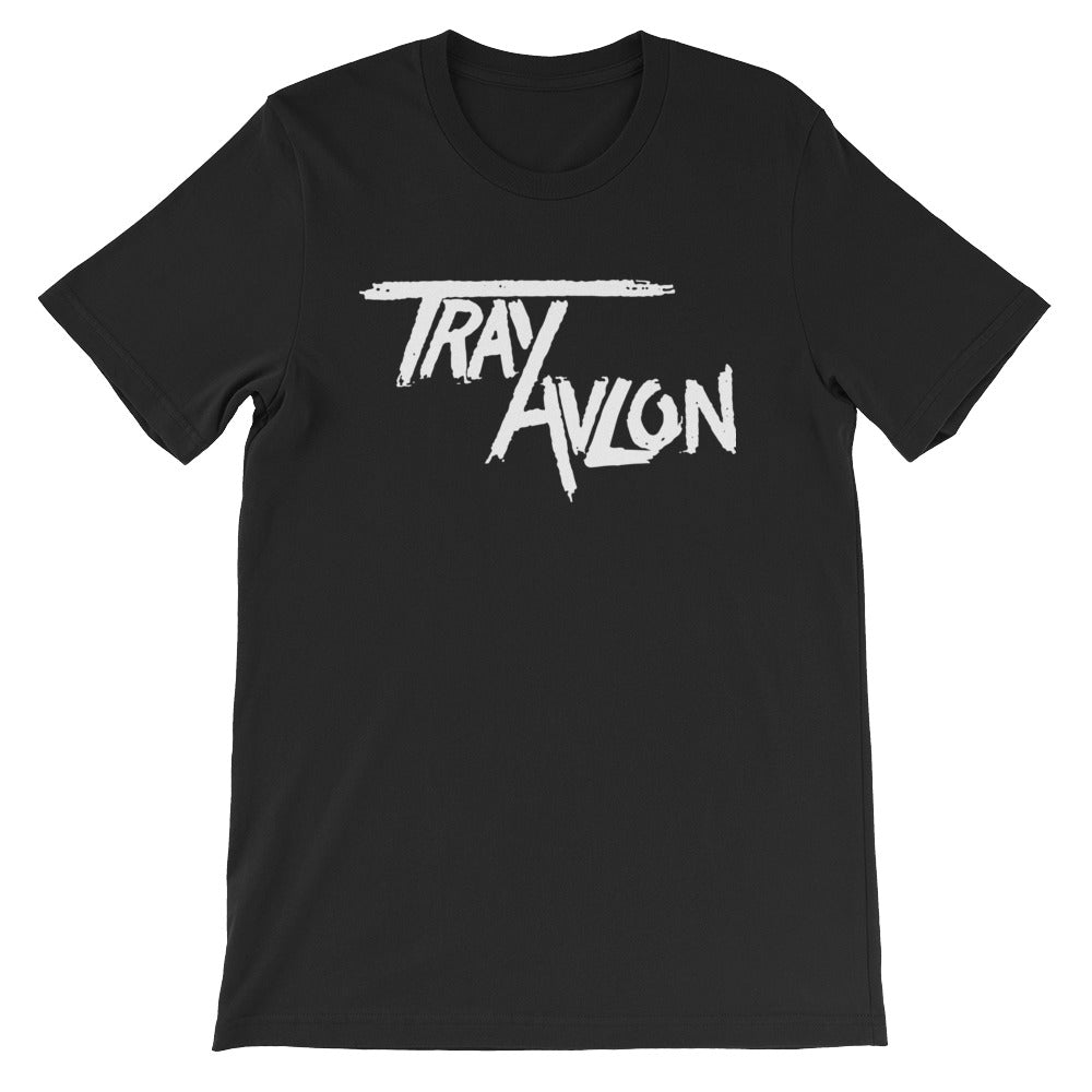 Short-Sleeve Unisex Logo T-Shirt (Black)