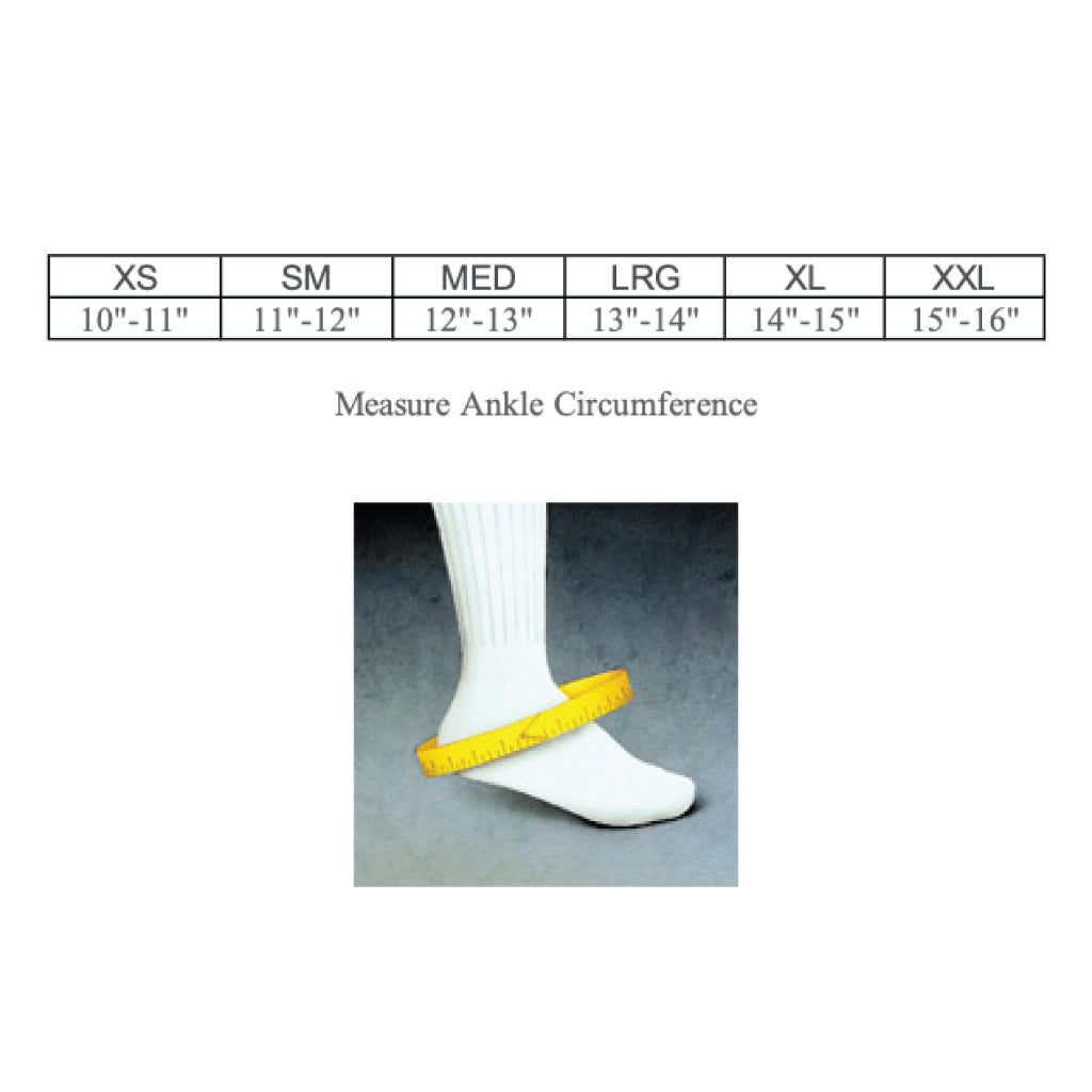 MedSpec ASO Ankle Stabilizer with Stays