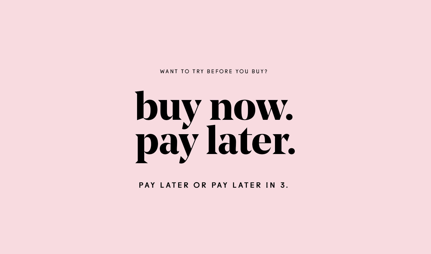 Klarna | Buy Now Pay Later | | Size?