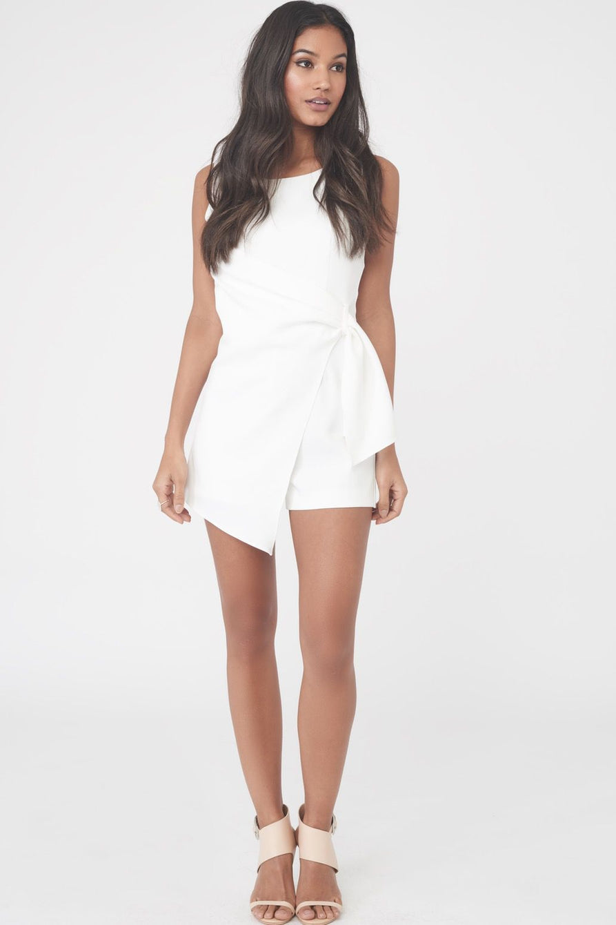 Wrap Over Playsuit