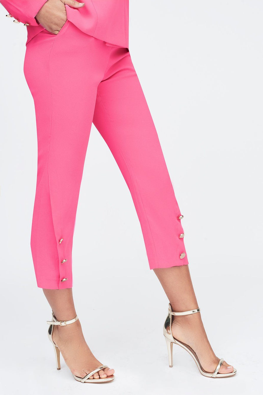 Tux Trouser in Pink