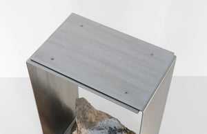Side Table - stainless steel