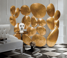 GOLD FOLDING SCREEN