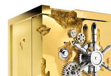 MILLIONAIRE Jewelry Safe | Gold