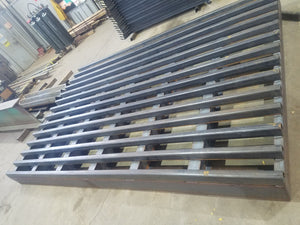 Unwelded Cattle Guard Kits