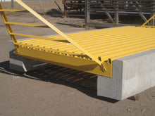 Precast Concrete Bases 11 in Step (Per Pair) HL-93/U-80