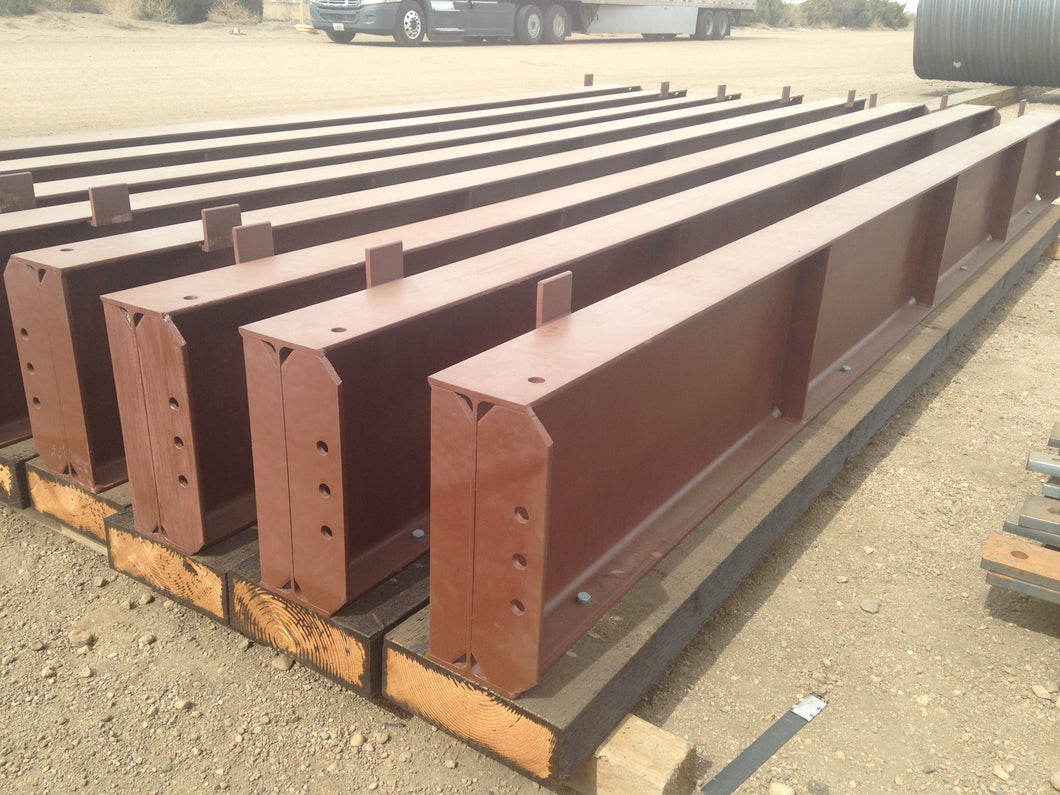 Steel and Timber Bases