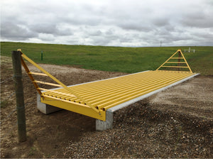 BLM Cattle Guard Grid HS-20