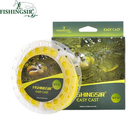 FishingSir Mainline Floating Fly Fishing Line