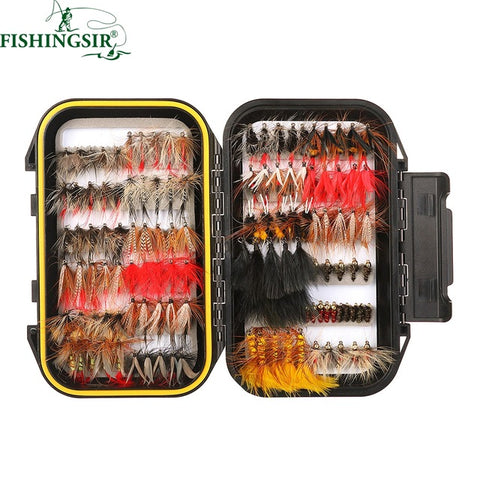 FishingSir Complete Fly Set