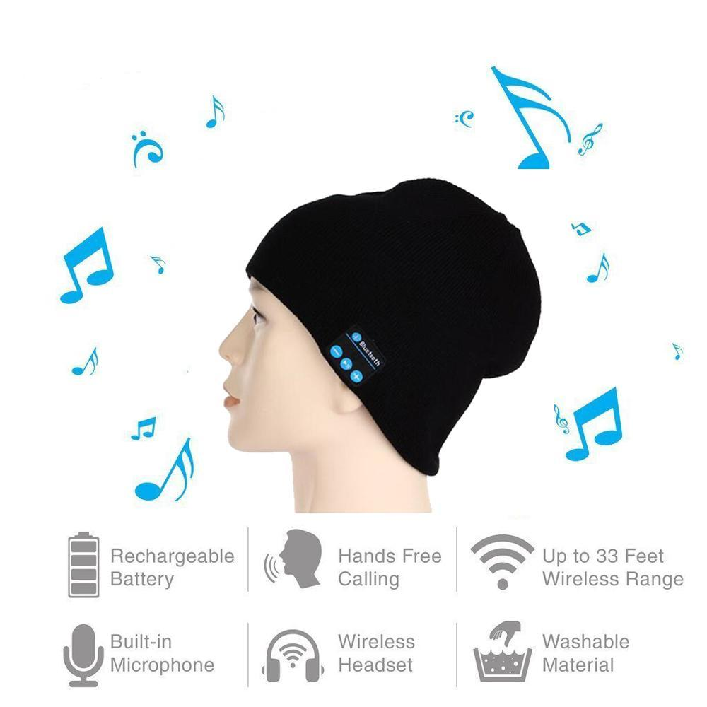 Mk-1 & Mk-2 Bluetooth Smart Beanie