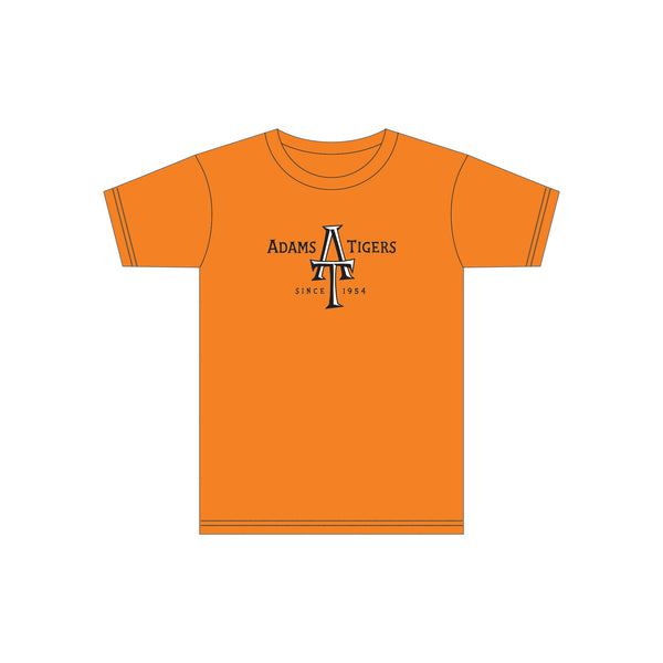 Adam's Orange Youth Cotton Tee