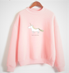 Sweat Shirt Sport Licorne Humoristique