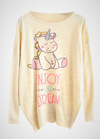 Pull Over Chandaille Licorne